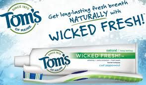 Saving 4 A Sunny Day: Qualify For A Tom's Of Maine Mission