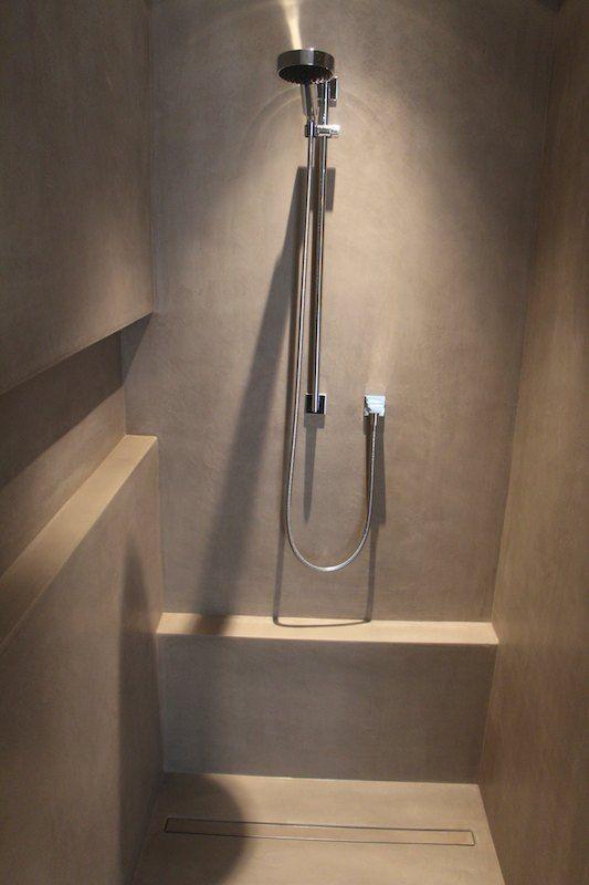 Alle Grey Modern Bedroom Set: Badkamer Nieuwbouw
