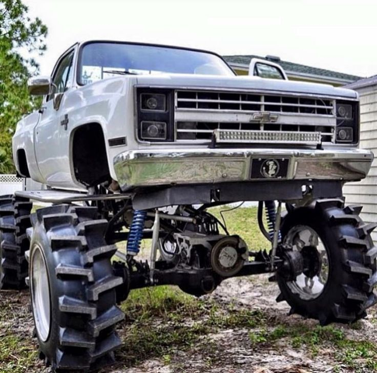 Pin by Kingofkings413 on Chevy And GMC Square Body   Pinterest