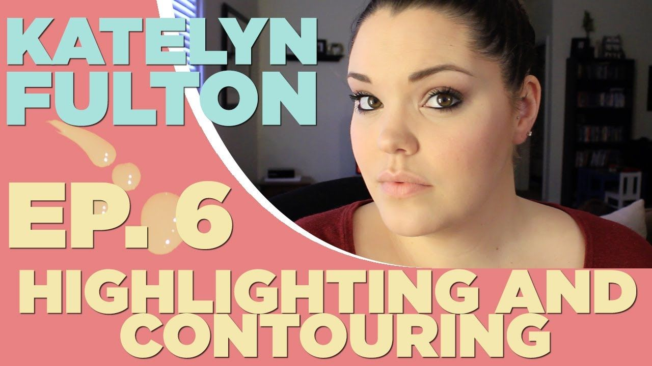 Highlighting and contouring video how to pinterest contours have you wondered what highlighting and contouring your face means or looks like find out how on this weeks video baditri Image collections