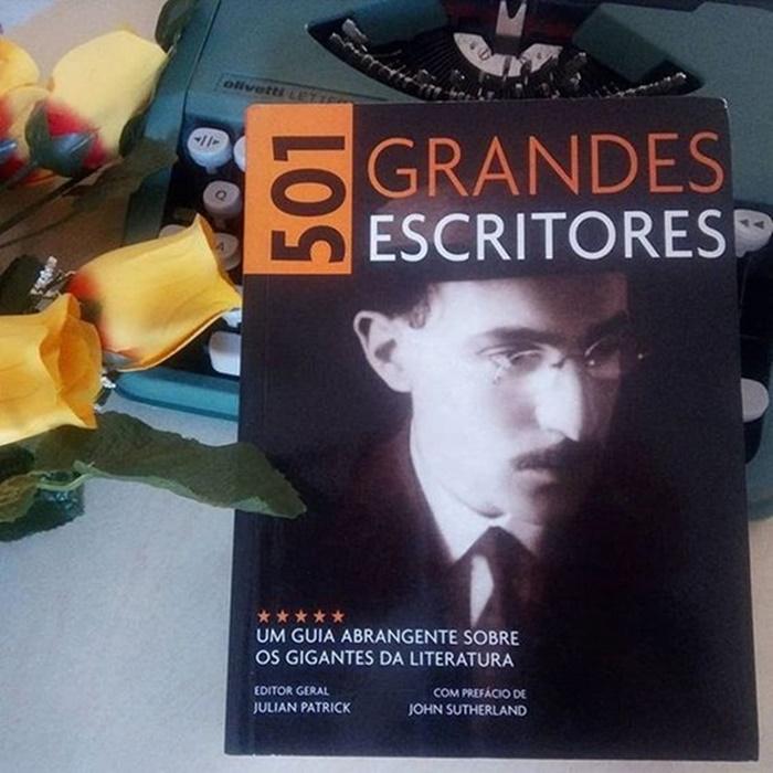 Resenha – 501 Grandes Escritores – Literatura Presente