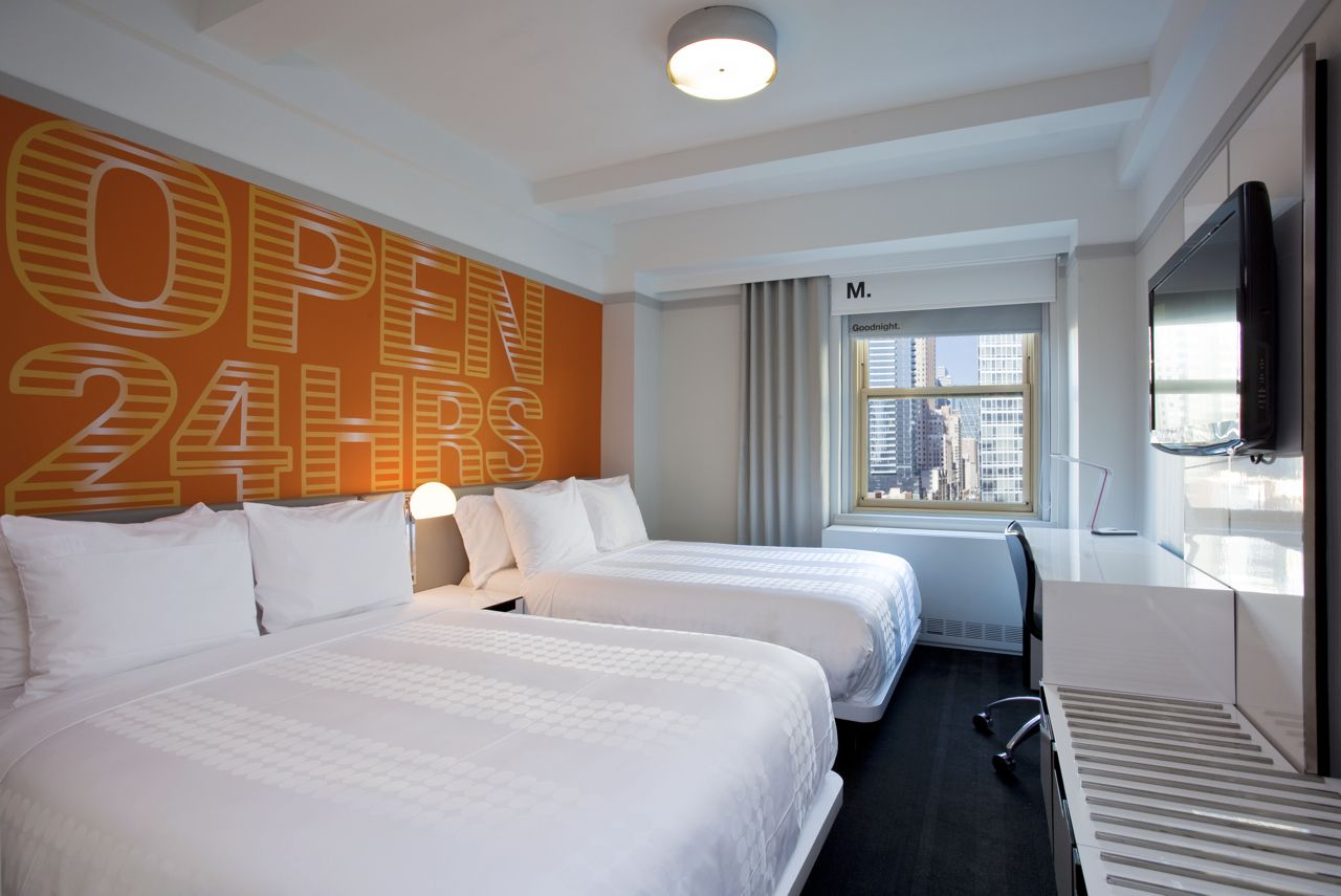 #milford #nyc #hotel #themilfordnyc #bed #open24hrs #timessquare