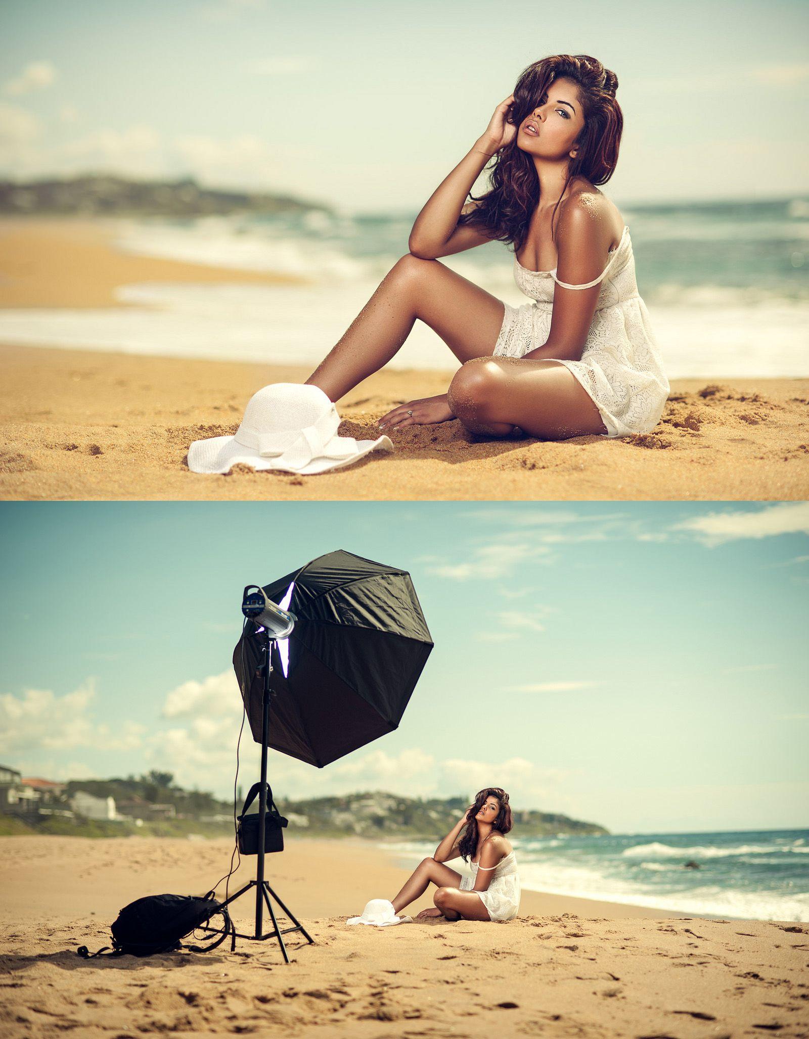 эффекты на фото при фотографировании моря можно выгонять луга