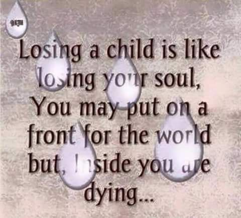 missing baby quotes