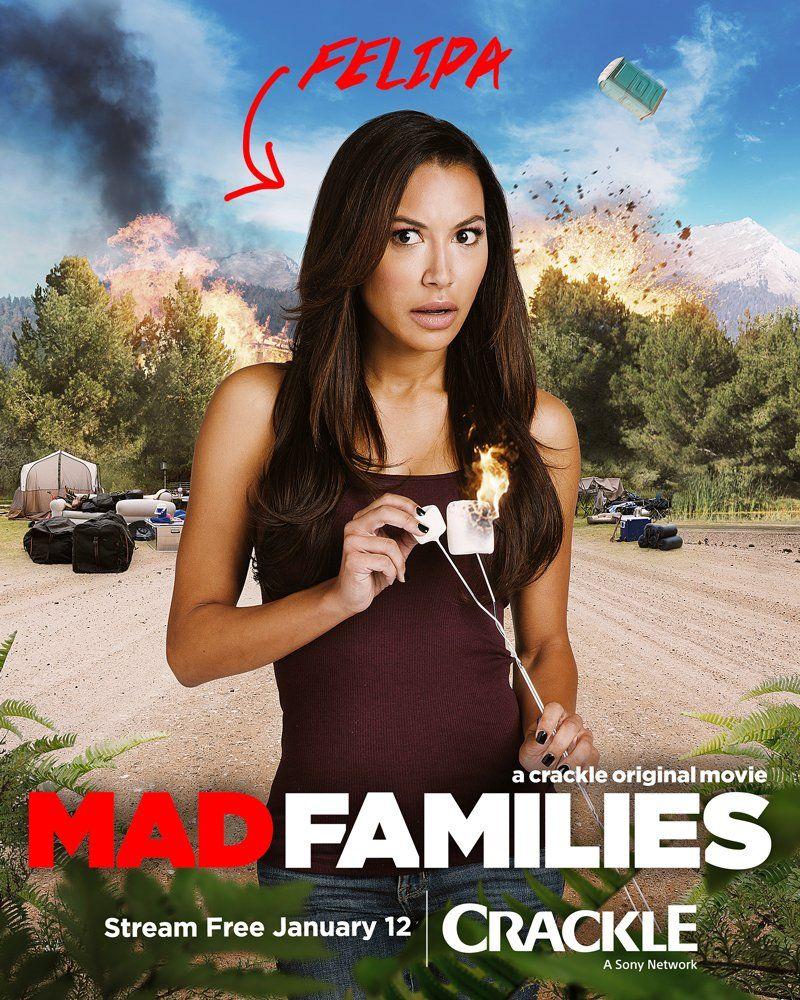 Naya Rivera as Felipa in Mad Families