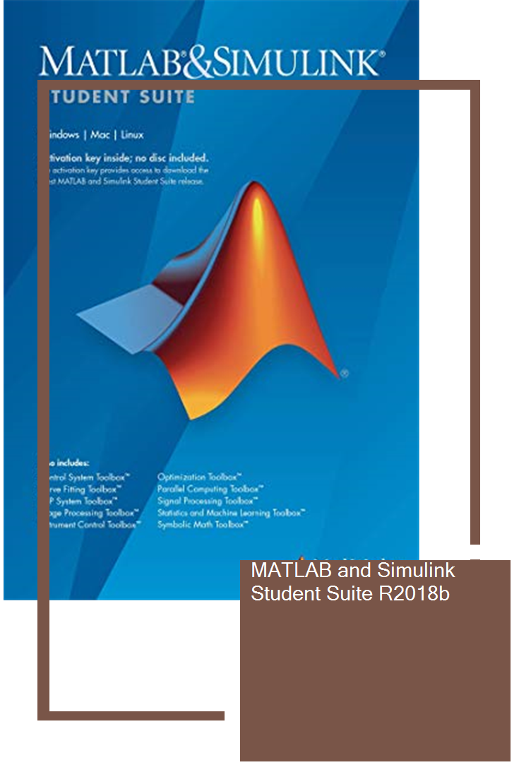 MATLAB and Simulink Student Suite R2018b #software | Software in