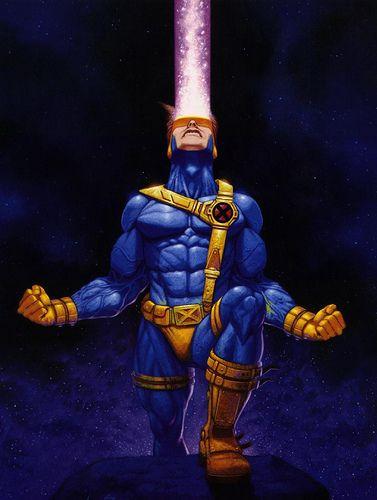 Top Ten Superheroes Top 10 Best 10 Cyclops Marvel Wolverine Marvel Marvel Comics Art