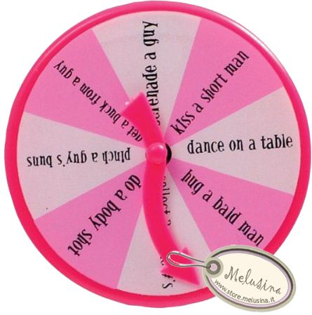 Spin The Wheel Bachelorette Party Ideas Bachelorette Party