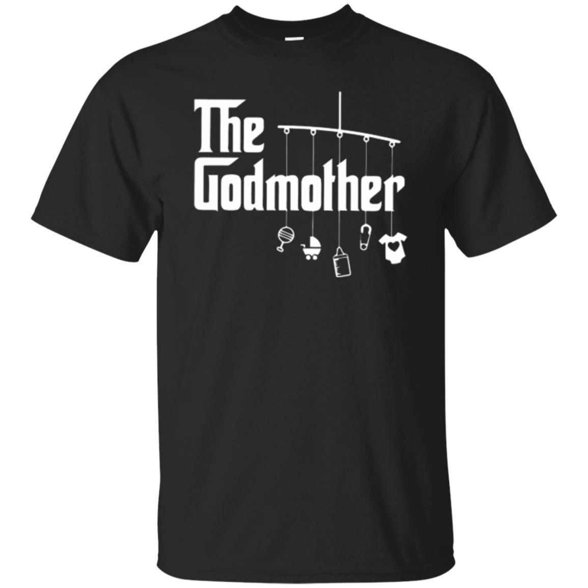 The Goddaughter Kids Youth T-Shirt Tee Godfather Godmother Funny Clever Spoof