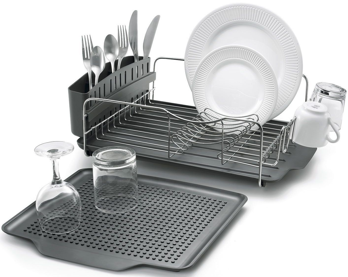 Top 10 Best Dish Drainers And Racks In 2020 Reviews With Images Dish Rack Drying Dish Racks Dish Drainers