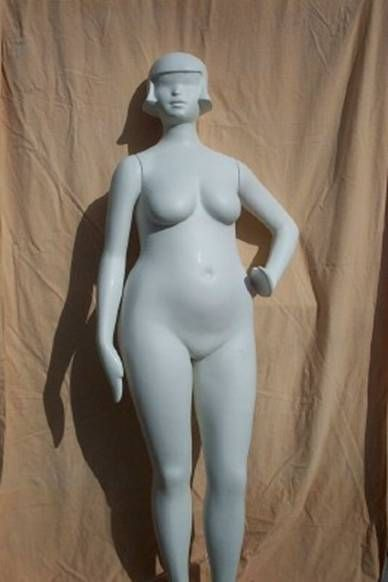 where have all the plus size mannequins gone? - | pucci