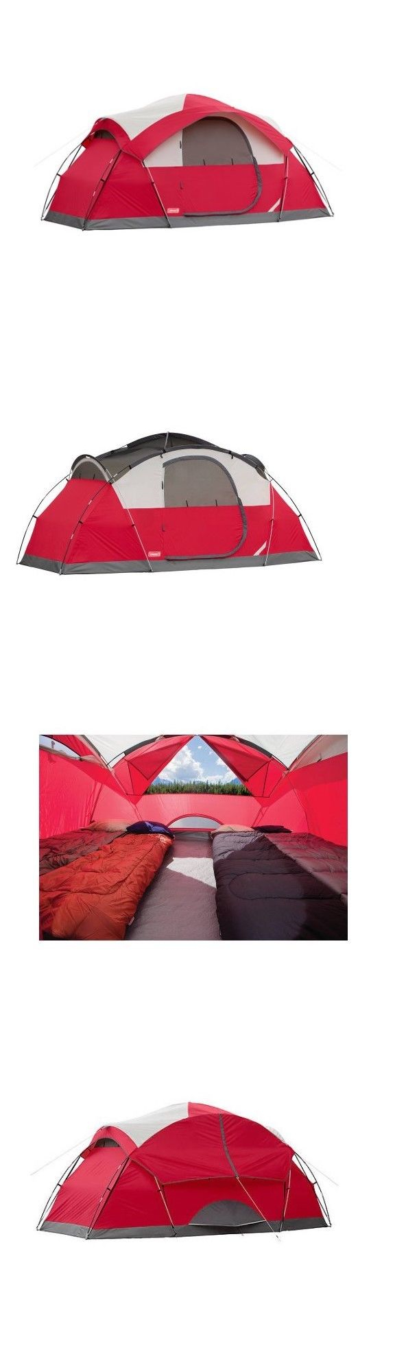 Tents 179010 Coleman Cimmaron 8Person Modified Dome Tent C&ing Outdoor Sport Hiking Shelter -u003e  sc 1 st  Pinterest & Tents 179010: Coleman Cimmaron 8Person Modified Dome Tent Camping ...