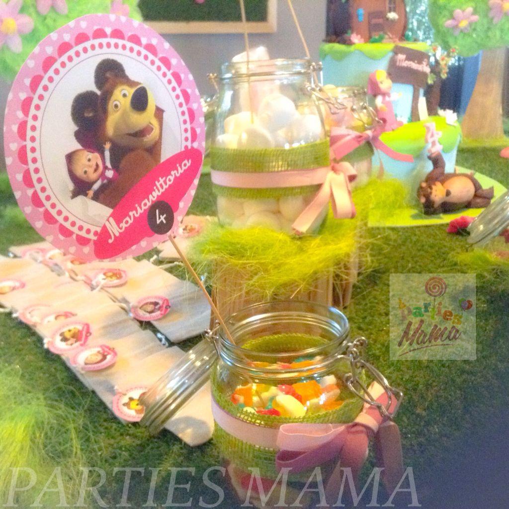 Masha and the Bear Deborah 3312000502 www.partiesmama.com info@partiesmama.com #mashaandthebearparty #mashaeorsoparty #partiesmamabari #partiesmamapuglia #partyplanner  #babyshower  #festedicompleannoperbambini  #festedi18anni  #planetariobari #circusparty #circuspartypartiesmama #partyplanning  #weareinpuglia  #partyplannerbari #festedicompleannoabari #festebambinibari #partyspazio #pirateparty #poolparty