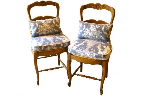 Cool Set Of 6 French Ladderback Chairs Circa 1940S 2900 00 Rush Ocoug Best Dining Table And Chair Ideas Images Ocougorg