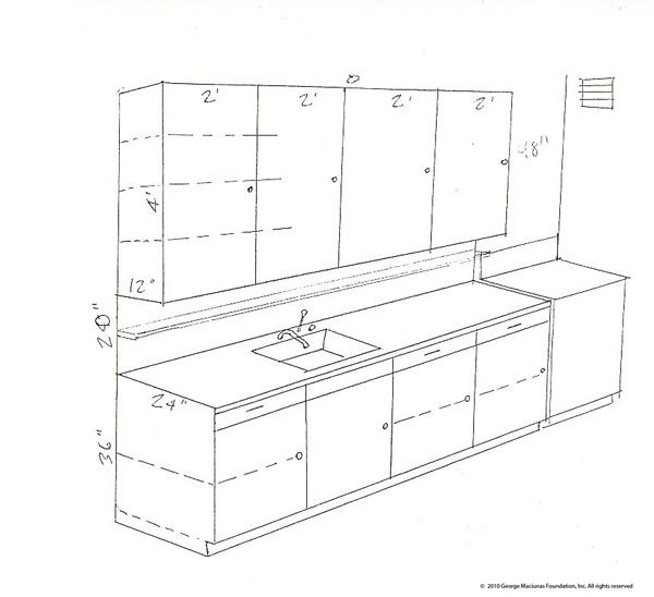standard kitchen cabinets from Standard Kitchen Base Cabinet ...