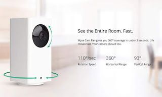 Wyze Cam Pan 1080p Review in 2020 Home camera, Works