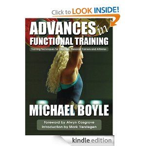 Amazon Com Advances In Functional Training Ebook Michael Boyle
