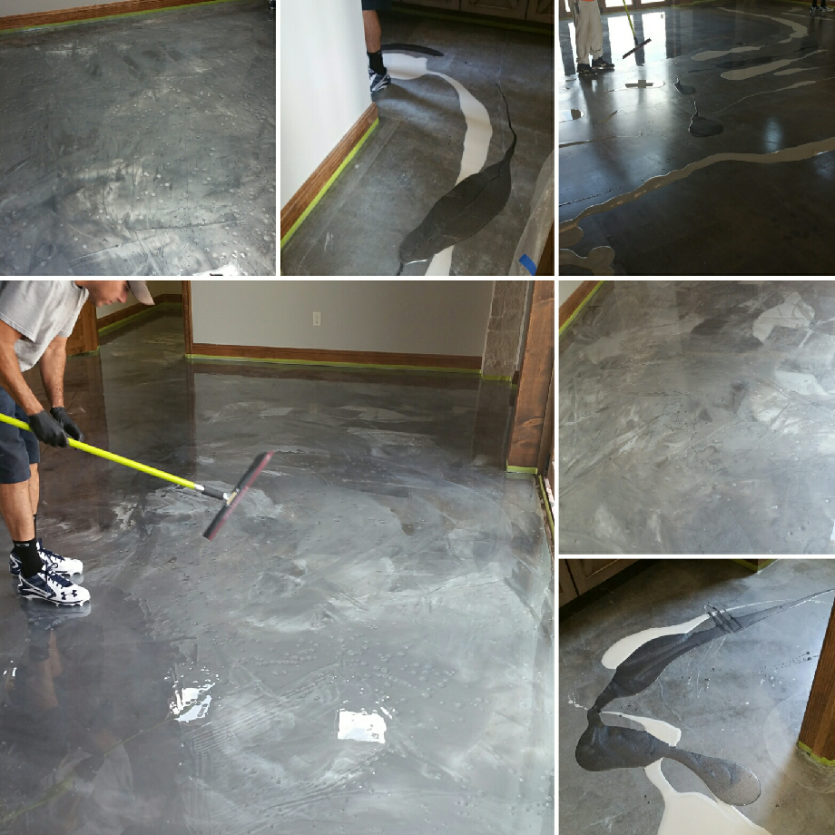Metal FX Floor Coatings