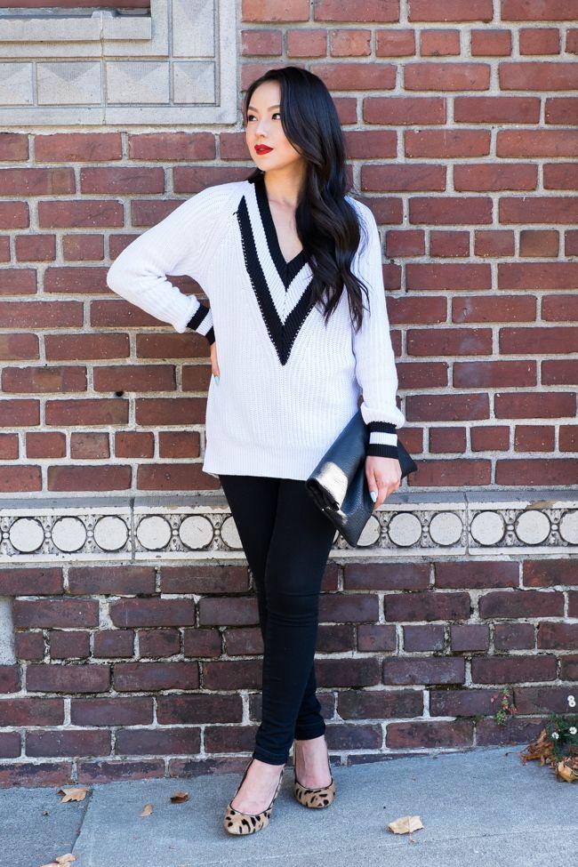 14f71461276 I like this sweater if no wool!! Ellison Sweater via Stitch Fix The ...