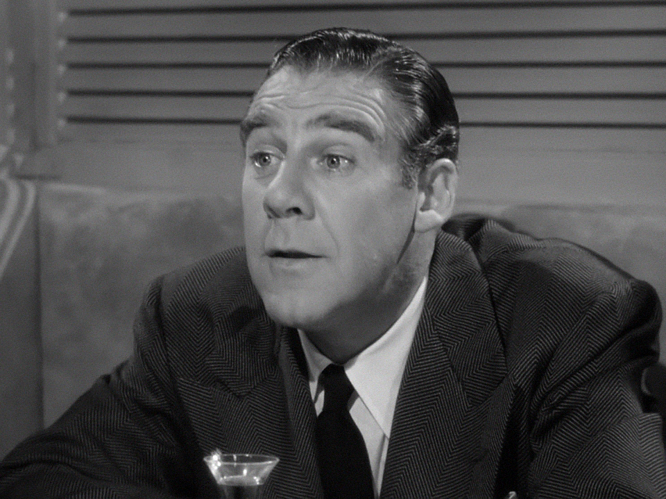 A Letter to Three Wives (1949) , Paul Douglas, Character