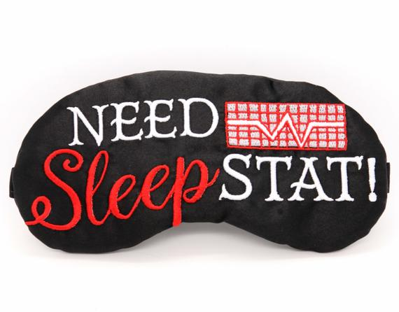 Need Sleep Stat Sleep Mask Night Shift Dr Nurse Sleep Mask