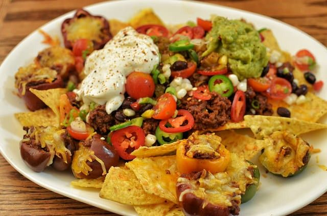 30-Minute Nachos -- A Simple and TASTY Alternative to Taco Night!
