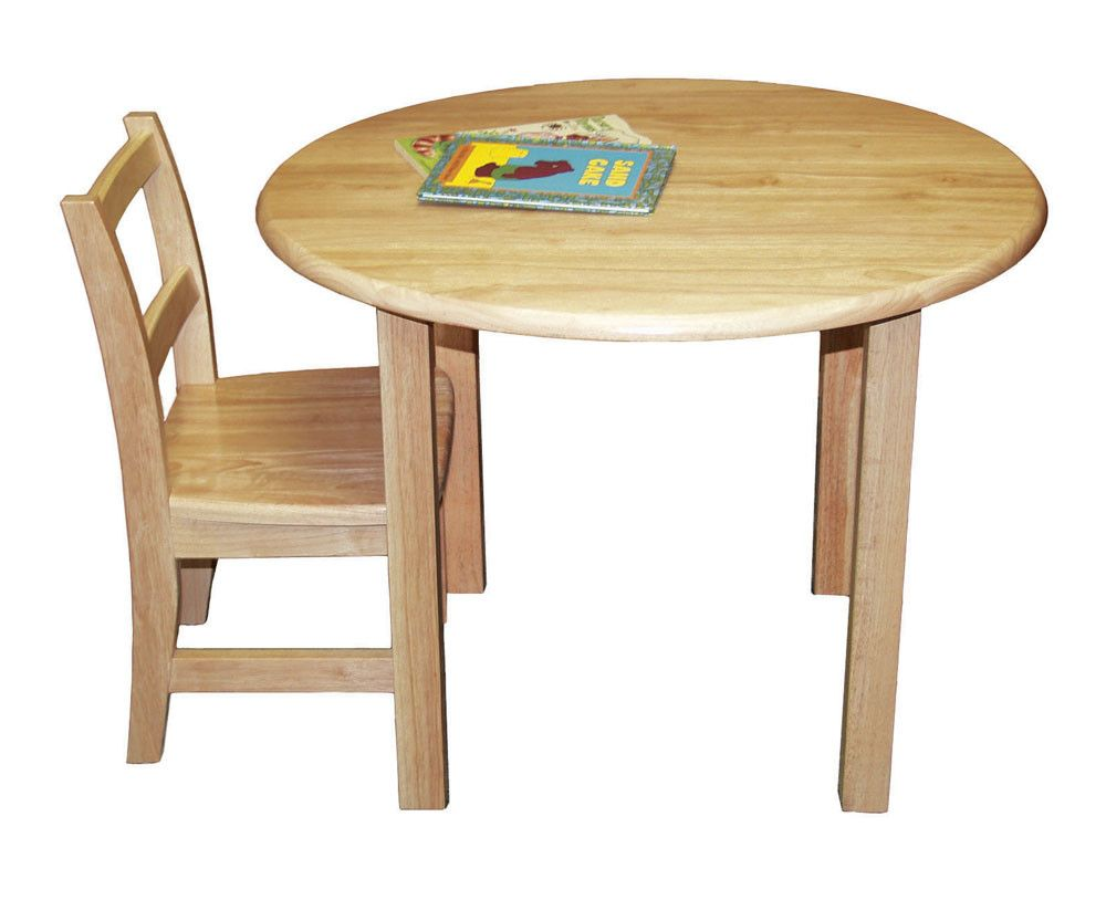 Classroom Play School Round Table