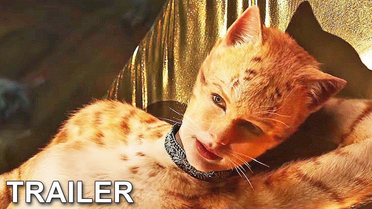 CATS Trailer (2019) Idris Elba, Taylor Swift Movie HD