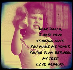 dear darla letter dear darla letter from alfalfa makes me want to 21314 | c64c34a1f833118d4a2b203154279891
