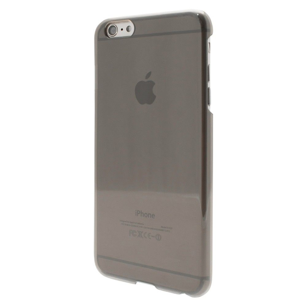 iPhone 6/6S Plus Case -End Scene - Smoke Clear, Light White Opaque
