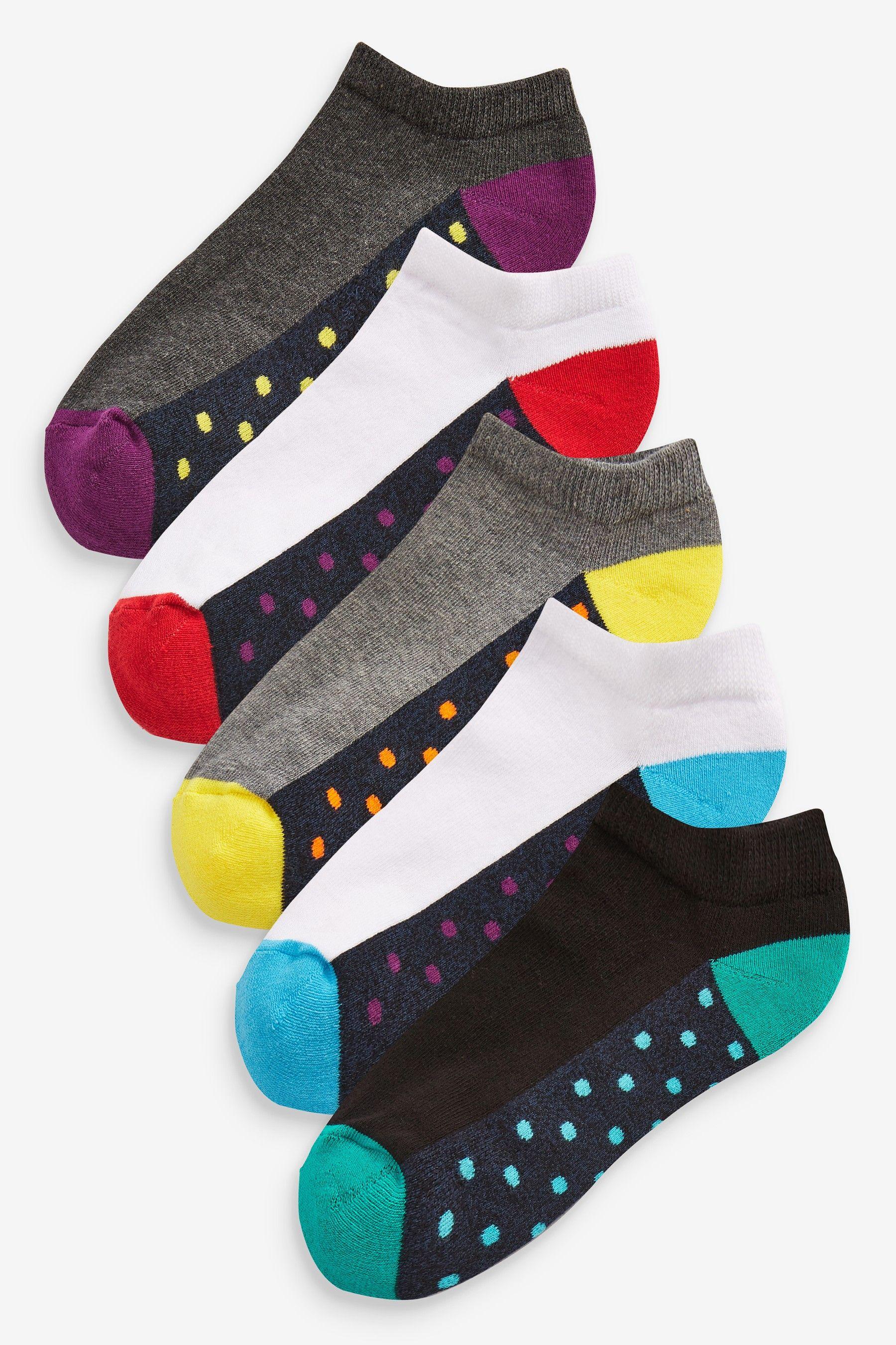 Batman Socks Polka Dot Women/'s Black 2 Pack