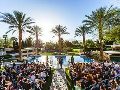 Solomon Estate Wedding Rancho Mirage Weddings Palm Springs Private Venues 92253