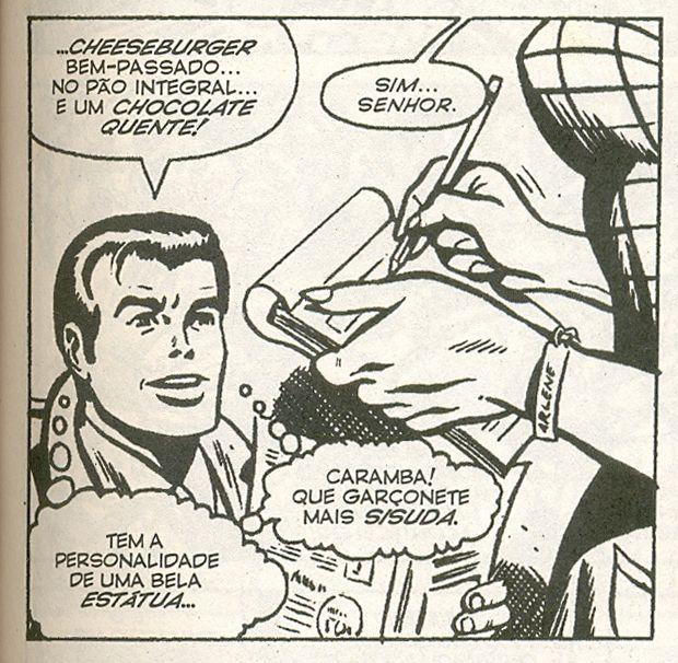 Homem aranha, lobo escravizado. (3)