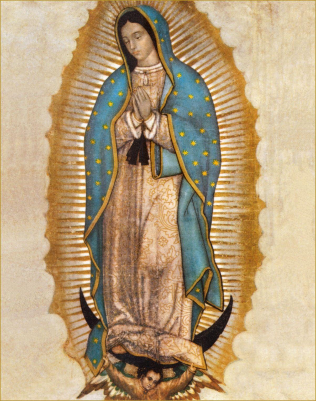 La Virgen De Guadalupe With Images Poster Prints Guadalupe