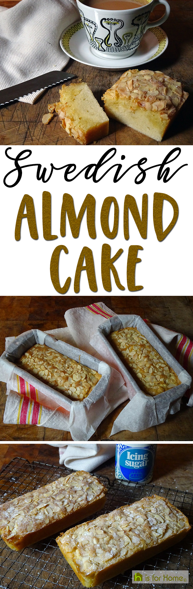 This week, I made this Swedish almond cake using a @bakingbar family recipe… absolutely delicious!  #recipe #cake #fdbloggers #TeaTime