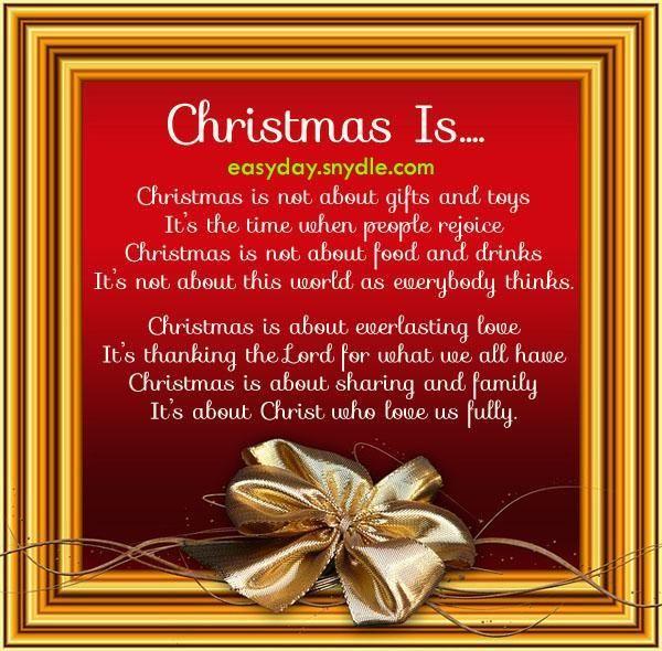 Religious Christmas Poems.Famous Christmas Poems Christmas Crafts Christmas Poems