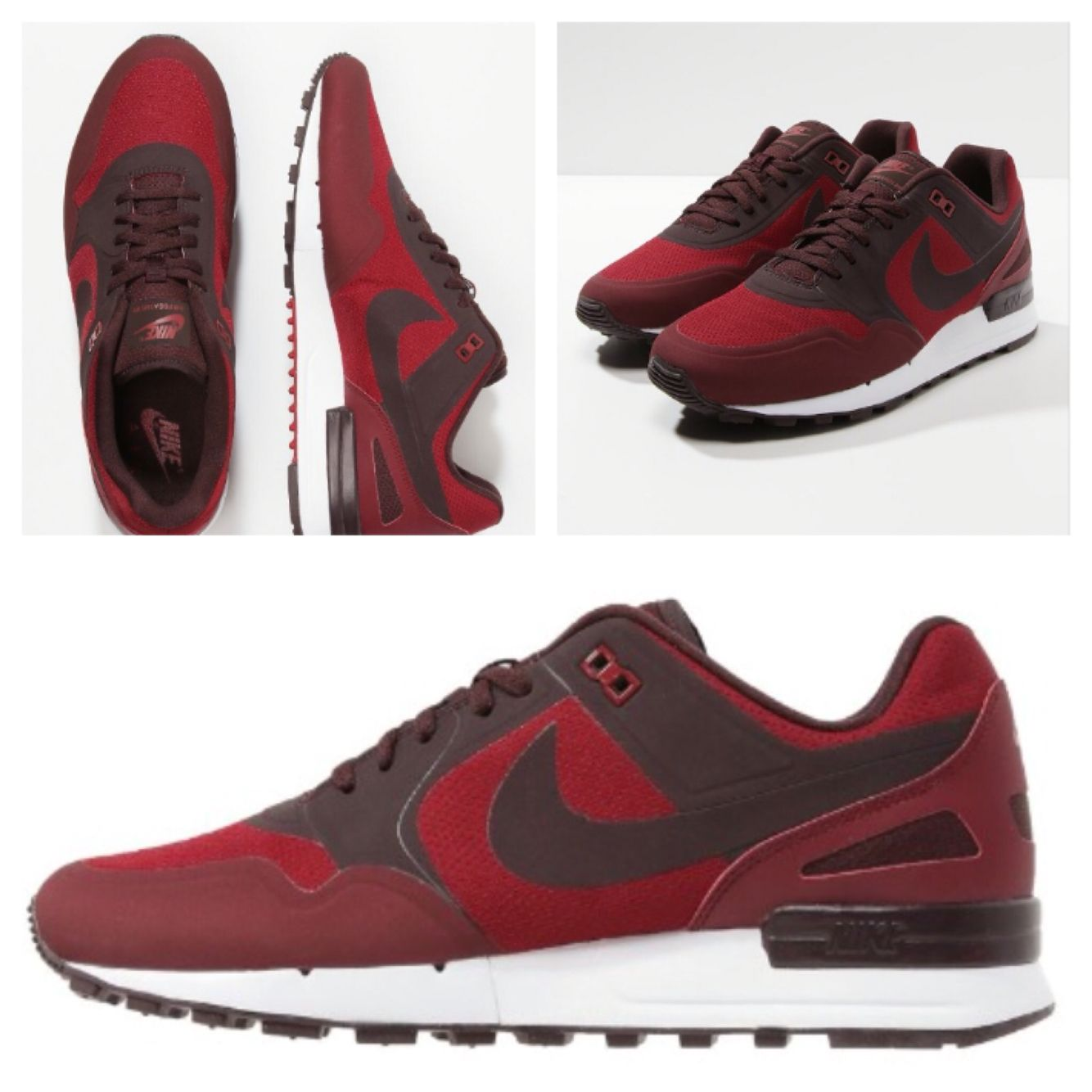 new product dcfd1 89419 Nike Air Pegasus 89 team red mahogany game red
