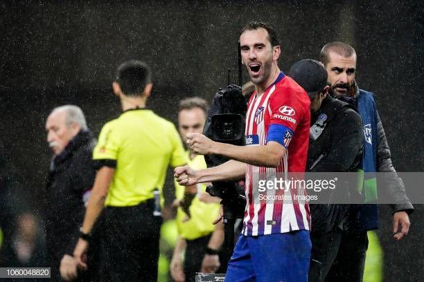 Atletico Madrid v Athletic de Bilbao - La Liga Santander ...