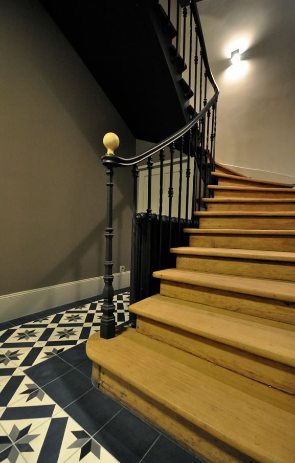 Renovation maison de maitre picture gallery escalier pinterest escali - Decoration interieur maison de maitre ...