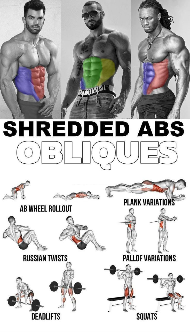 If you're looking to build a stronger core, you'll have to focus on more than just your six-pack mus...