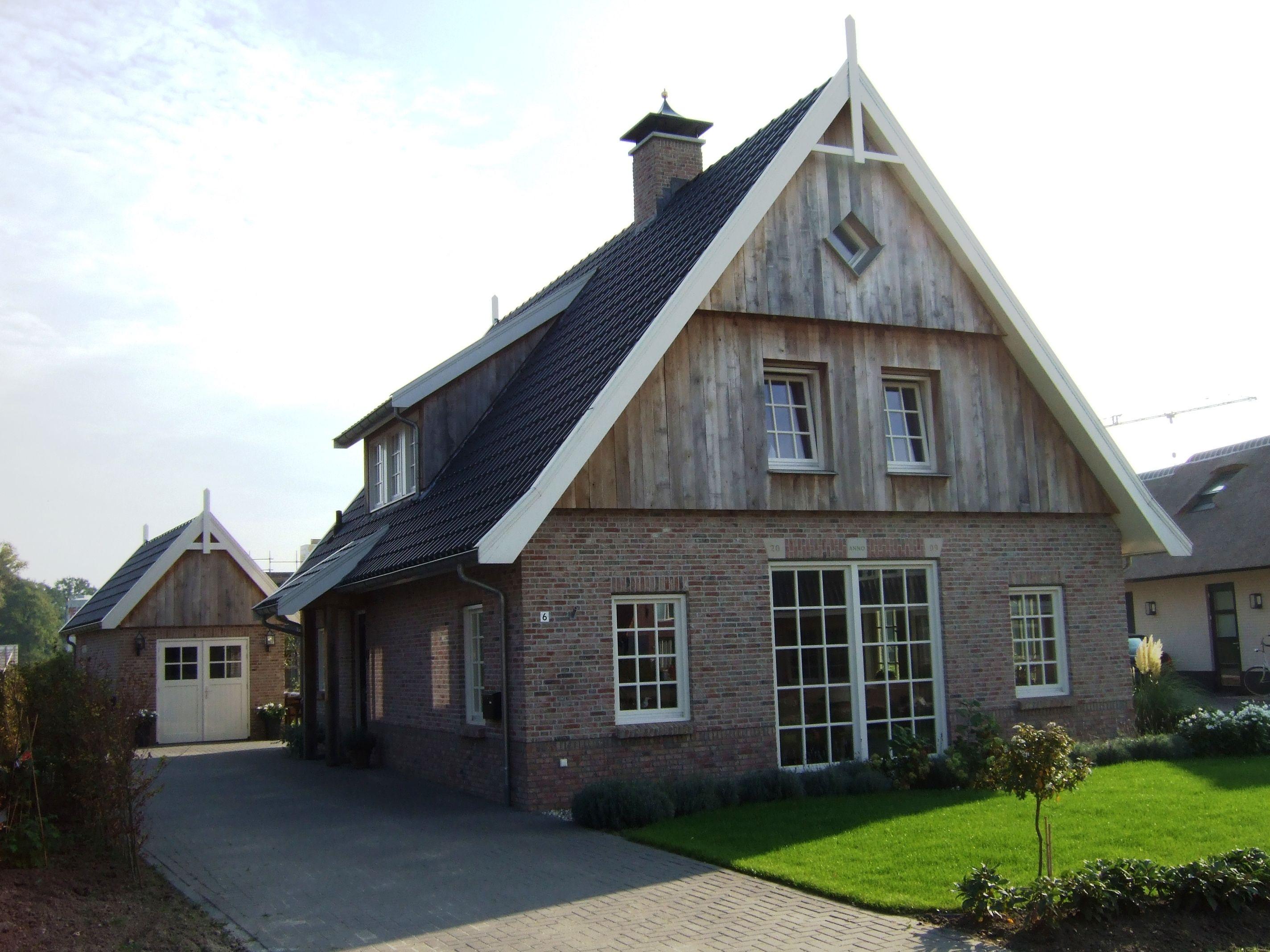 Afbeeldingsresultaat voor twents landelijk woning roedes for Kleine huizen bouwen