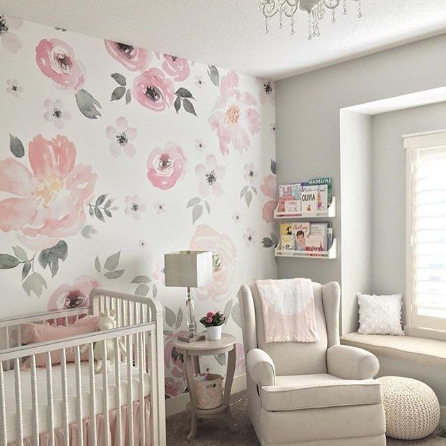 13 Wall Designs Decor Ideas For Nursery: From The PN Shop: Absolutely LOVE Seeing This Jolie