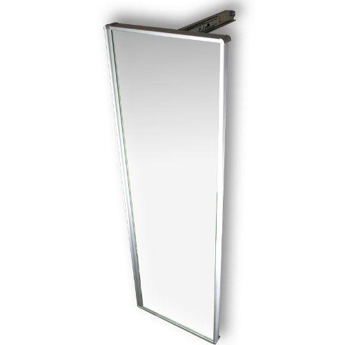 Qline Full Length Retractable Closet Mirror Qline I Think I Can