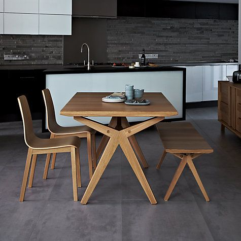 Buy Bethan Gray For John Lewis Noah Dining Room Furniture Oak Online At Johnlewis
