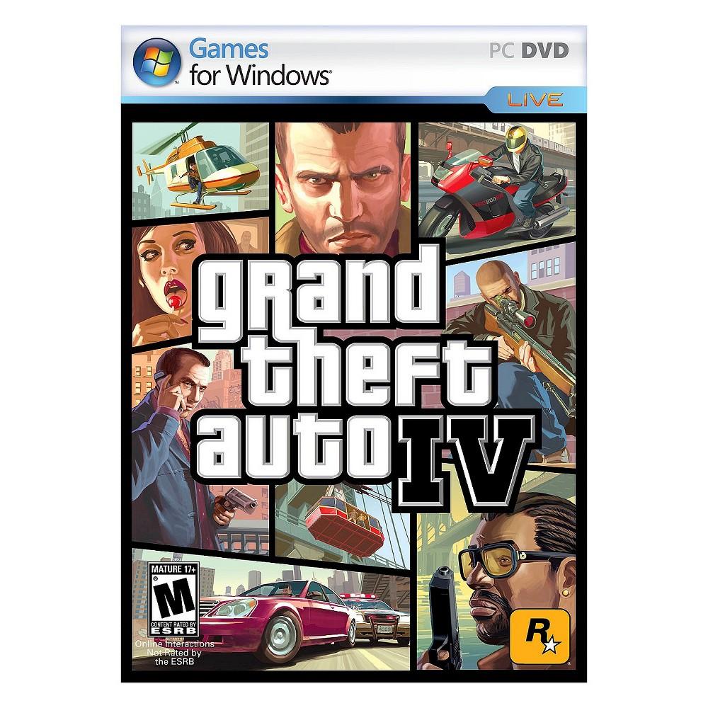 Grand Theft Auto Iv Pc Game Digital Jogos De Xbox 360 Gta