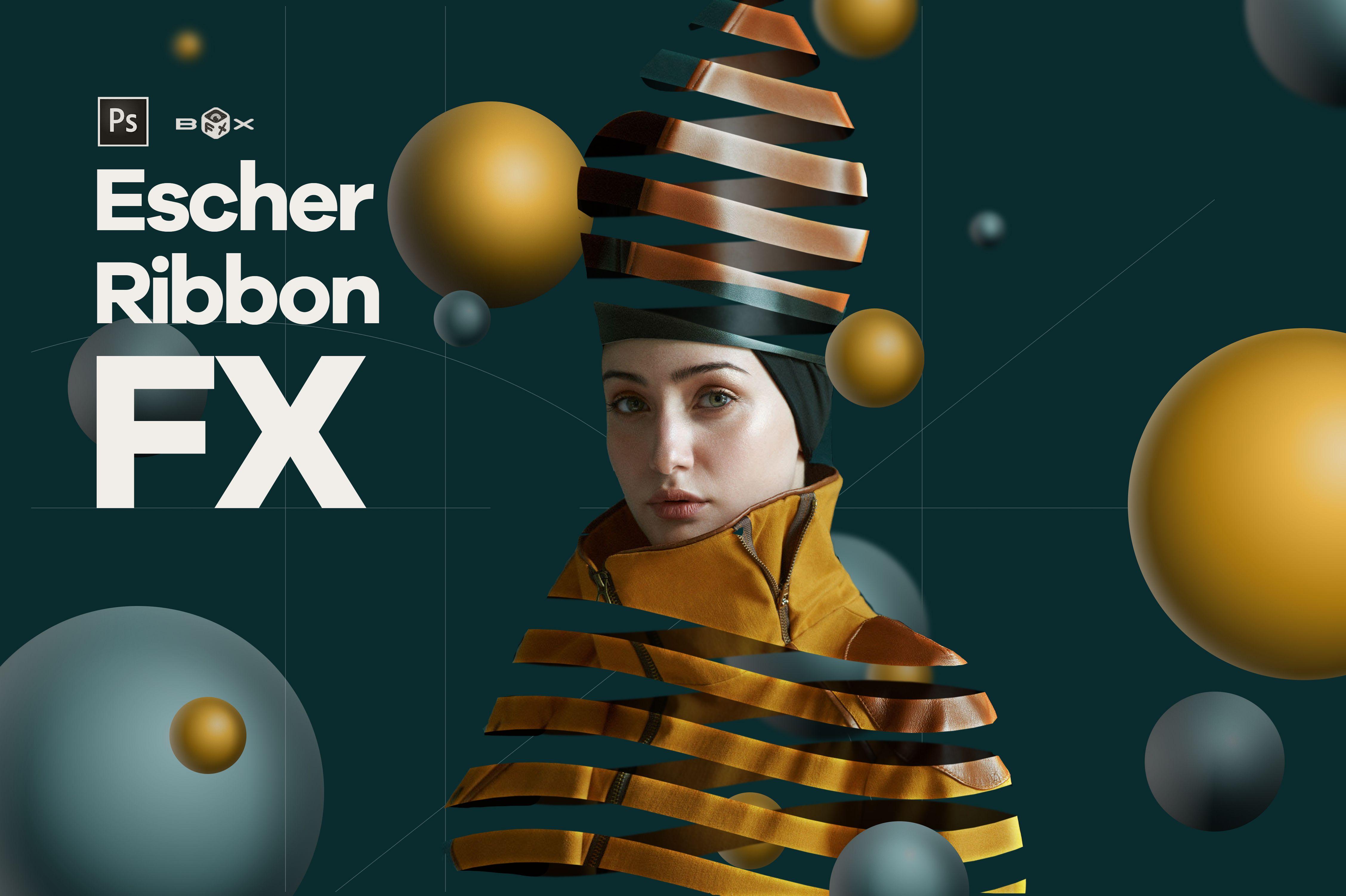 Escher Ribbon FX AddOn Cool