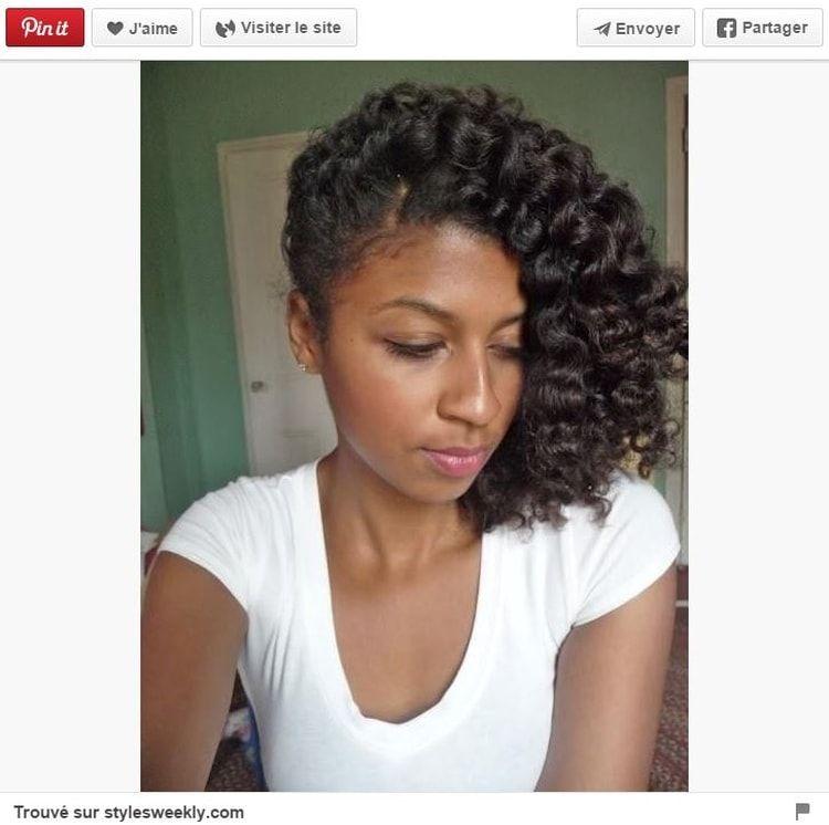 50 coiffures pour aller travailler avec style Coiffure