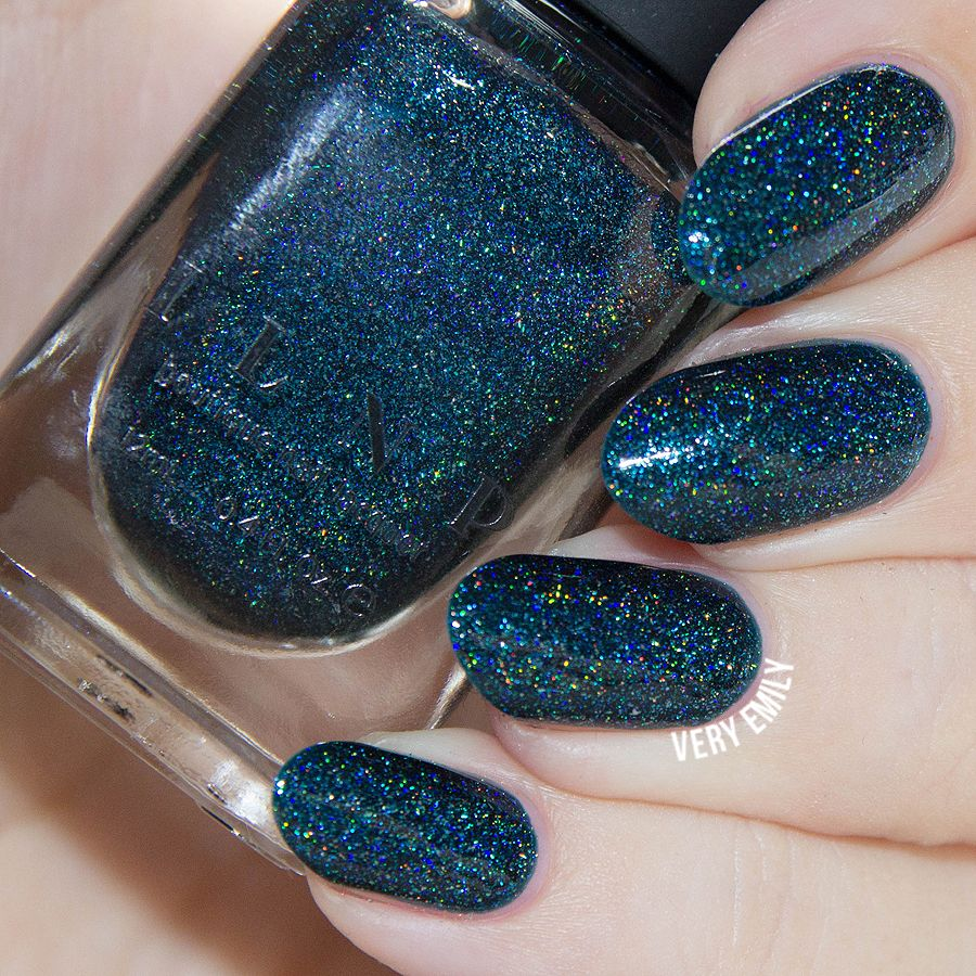 Very Emily » ILNP – Winter 2015 Collection | ` nail colors - 01 holo ...