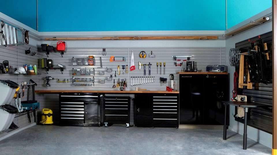 Pin By Julien Fouquet On Atelier Garage Garage Design Garage Workshop Home