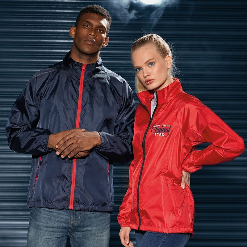 2786 Mens Venture Supersoft Padded Full Zip Jacket